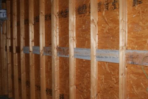 Plywood sheathing nailing pattern nail ftempo - Plywood sheathing for exterior walls ...