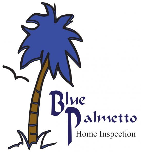 Blue Palmetto Home Inspection logo