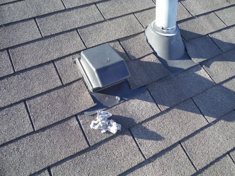 Dryer Vent Roof Top Termination