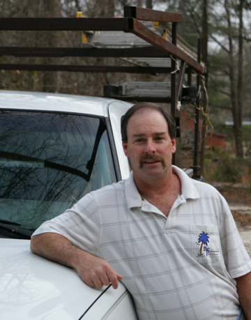 Ray Thornburg Home Inspector serves Charleston
