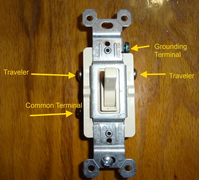 Charleston home inspector explains how to wire a three way switch ...