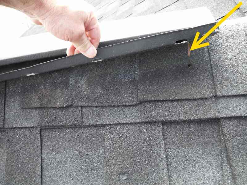 Charleston Home Inspector Discusses Roofing Defects Blue
